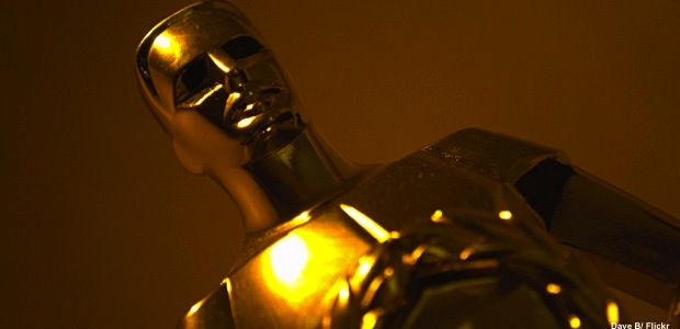 Golden Statue from Oscars