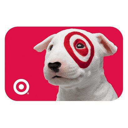 Get a FREE $10 Target Gift Card with $50 Purchase
