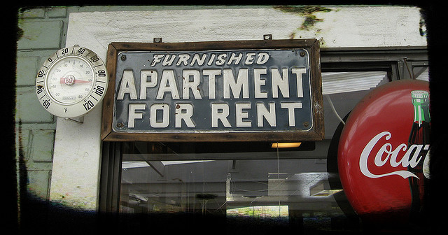 Image: For rent