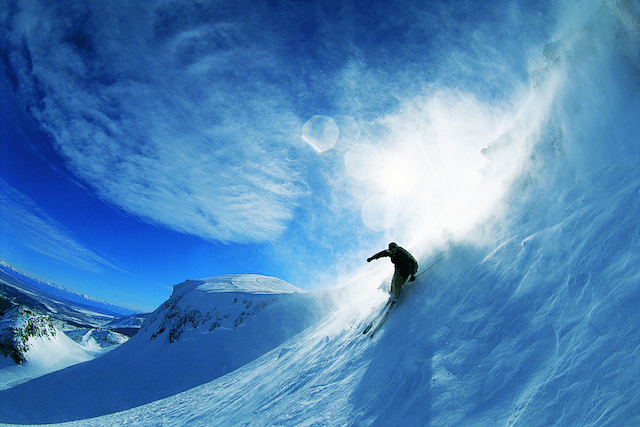 Ski resort jobs