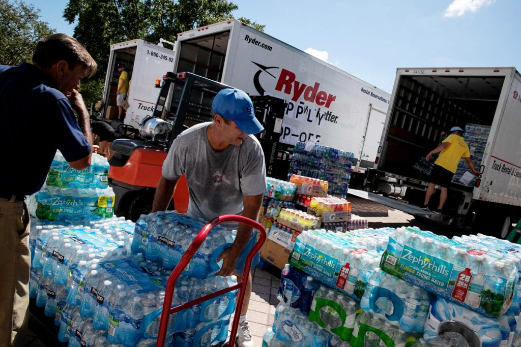 Here's How to Donate Supplies, Money or Time After a Natural Disaster
