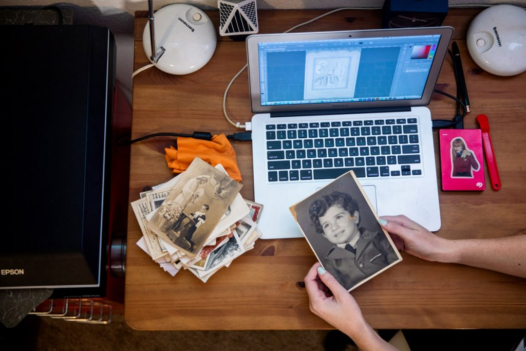 How to Build a Photo Scanning and Digitizing Side Gig